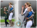 Kate Hudson with sons Ryder and Bing