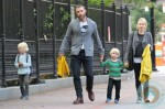 Liev Schreiber, Naomi Watts stroll through NYC with Samuel and Sasha