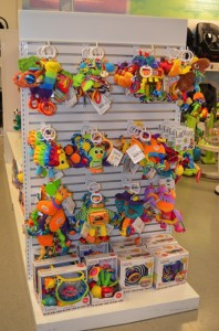 Sears The Baby Room - Lamaze toys