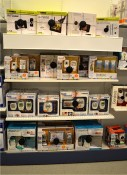 Sears The Baby Room - digital monitors