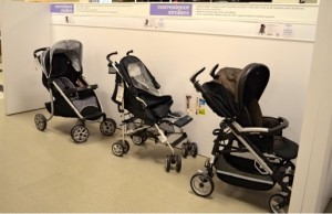 Sears The Baby Room - strollers