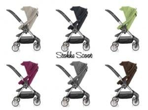 Stokke Scoot Solor Options