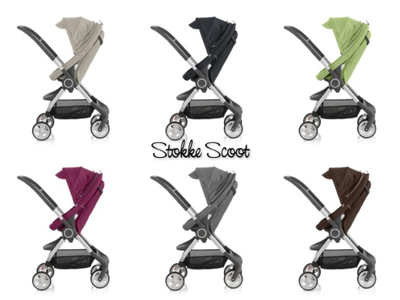 Stokke Scoot Solor Options