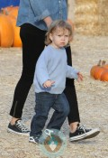 Ali Larter Takes Theodore To Mr