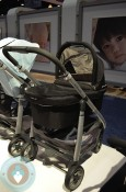 UPPAbaby Cruz with bassinet 2013