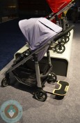 UPPAbaby Cruz with board