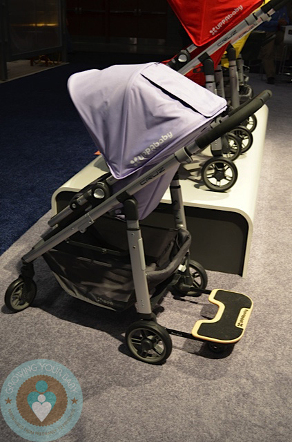Uppababy Introduces Mesa Infant Car Seat New Options For