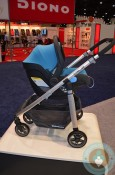 UPPAbaby MESA Infant Car Seat with Cruz