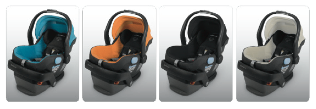 UPPAbaby Mesa colors 2013 - Growing Your Baby
