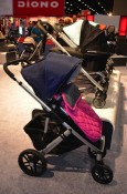 UPPAbaby footmuff - side