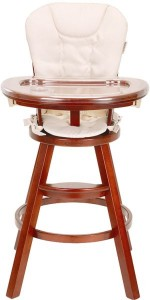 image of  Graco Classic Wood Highchair