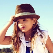 Dannielynn Birkhead Models For Guess Kids