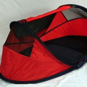 Suffocation, Entrapment Risks Prompt Recall of 220,000 PeaPod Travel Tents by KidCo