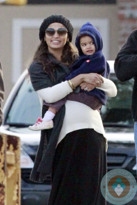 Mom Meet Up! Sandra Bullock & Camila Alves Hang Out With Their Kids