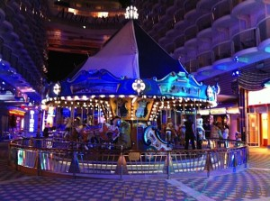 Allure of the Seas Carousel