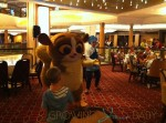 Allure of the Seas - Dreamworks character breakfast