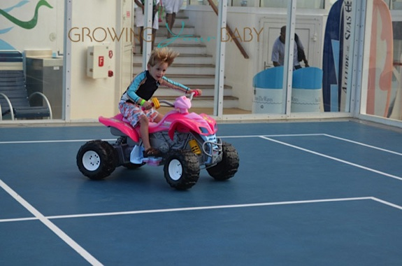 Allure of the seas power wheels growing your baby - The allure of the modular home ...
