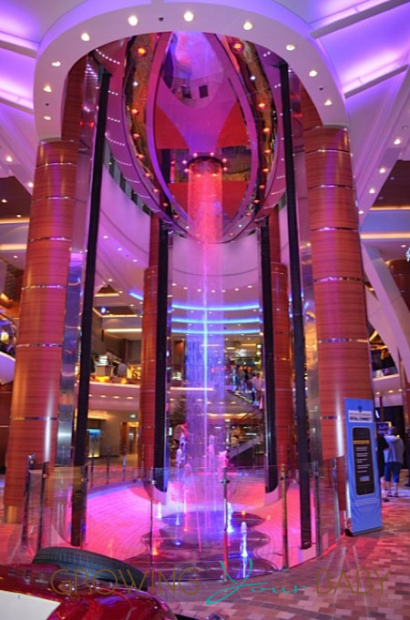 Allure Of The Seas Rising Tide Bar Growing Your Baby