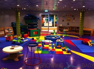 Allure of the Seas  - Royal Tots