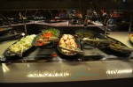 Allure of the Seas - Windjammer buffet