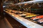 Allure of the Seas - Windjammer buffet lunch
