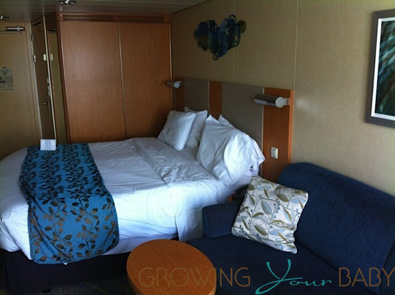 Allure of the Seas - oceanview balcony - Growing Your Baby ...