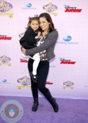 Constance Marie at the Los Angeles premiere of 'Sofia the First: Once Upon a Princess'