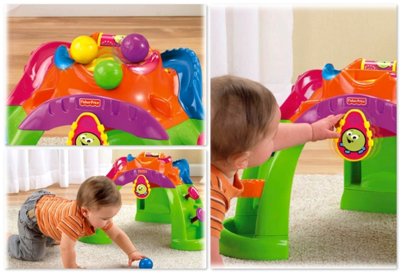 Babies Groove To Fisher-Price's Beat Induction : Growing ...