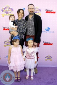 Jason Lee at the Los Angeles premiere of 'Sofia the First: Once Upon a Princess'
