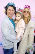 Lou Diamond Phillips at the Los Angeles premiere of 'Sofia the First: Once Upon a Princess'