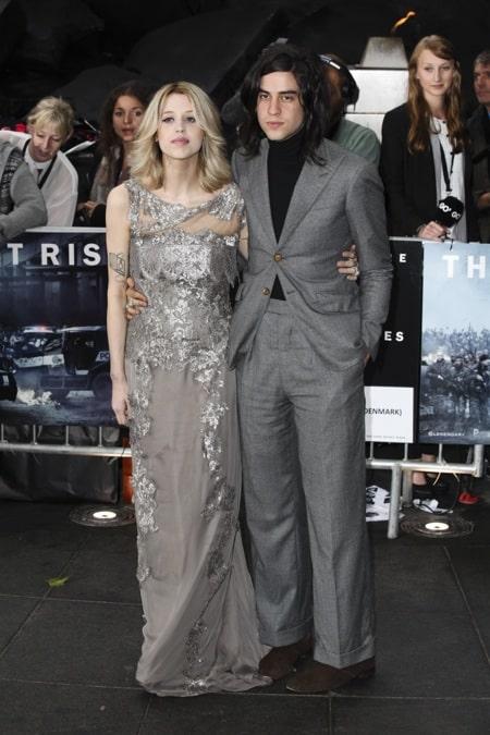 'The Dark Knight Rises'  European premiere