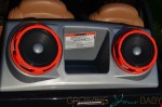 Power Wheels Cadillac Escalade - back speakers
