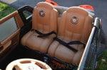 Power Wheels Cadillac Escalade - seats