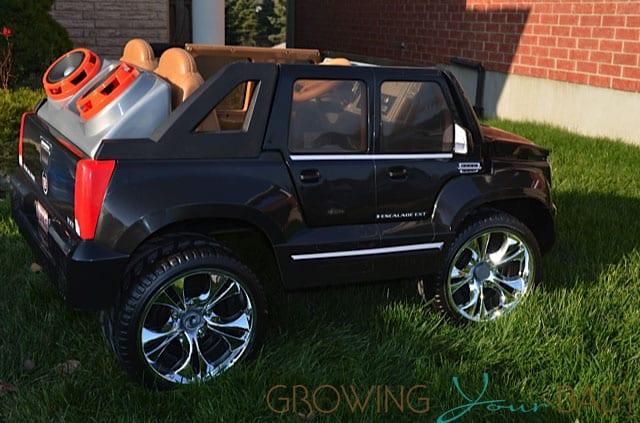 Wheels Cadillac Escalade