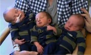 The Deen triplets