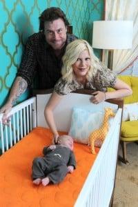 Tori Spelling Shows Us Son Finn`s Nursery