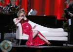 A Very Pregnant Jennifer Nettles 2012 CMA Country Christmas