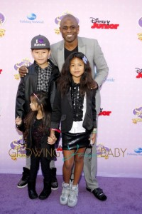 Wayne Brady at the Los Angeles premiere of 'Sofia the First: Once Upon a Princess'