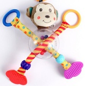 RECALL: 45,300 Sassy and Carter's-branded Hug N' Tug Baby Toys Due to Choking Hazard