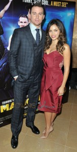 magic mike premiere 110712