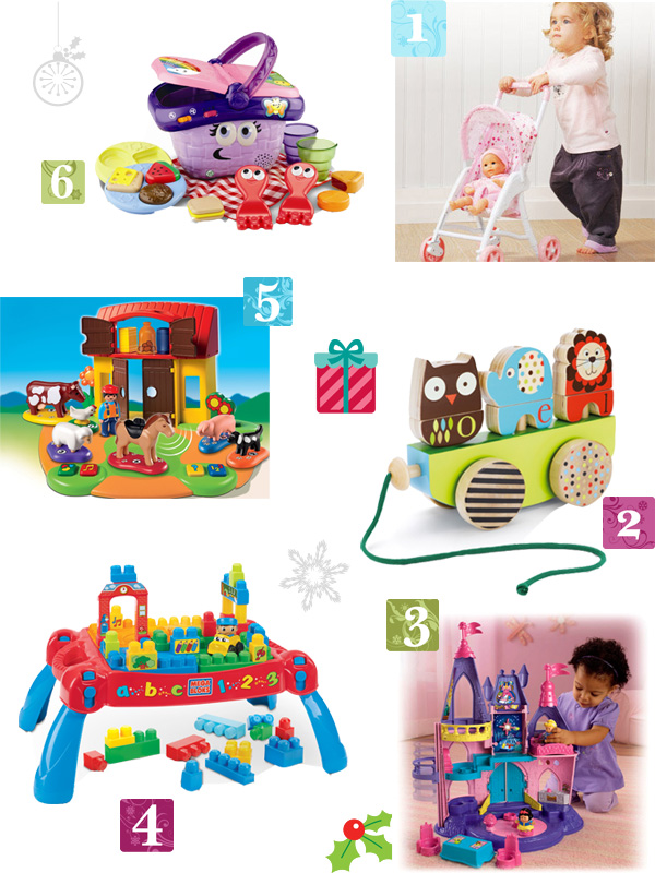 18 Month Old Toys For A Ball : Holiday gift ideas for kids months growing your baby