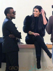 FILE PHOTO: BABY JOY FOR KIM AND KANYE!! Hot couple of 2012 Kim Kardashian and Kanye West have a announced that there expecting their first child