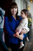 Marla Sokoloff and Elliotte - photographer  MeaganReidinger