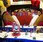 Mason Disick's 3rd birthday Serendipity 3