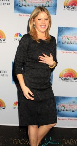 """A pregnant Jenna Bush Hager attends""""A White House Christmas: First Families Remember"""" Premiere Party"""