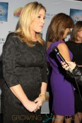 Pregnant Jenna Bush Hager attends 'A White House Christmas: First Families Remember' Premiere Party
