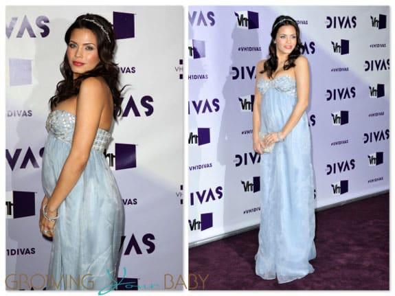 Pregnant Jenna Dewan Tatum at VH1 Divas Awards
