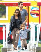 Kourtney Kardashian Has A Family Fun Day In Miami