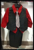 Sears Toddler Boys Suit 2012