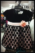 Sears Toddler Holiday Dress 2012